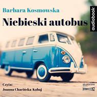 nowość okładka Niebieski autobus