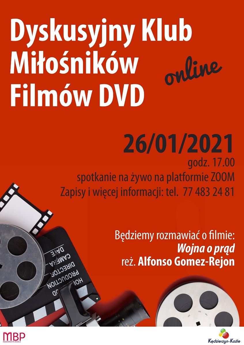 Dyskusyjny Klub Miłośników Filmów DVD