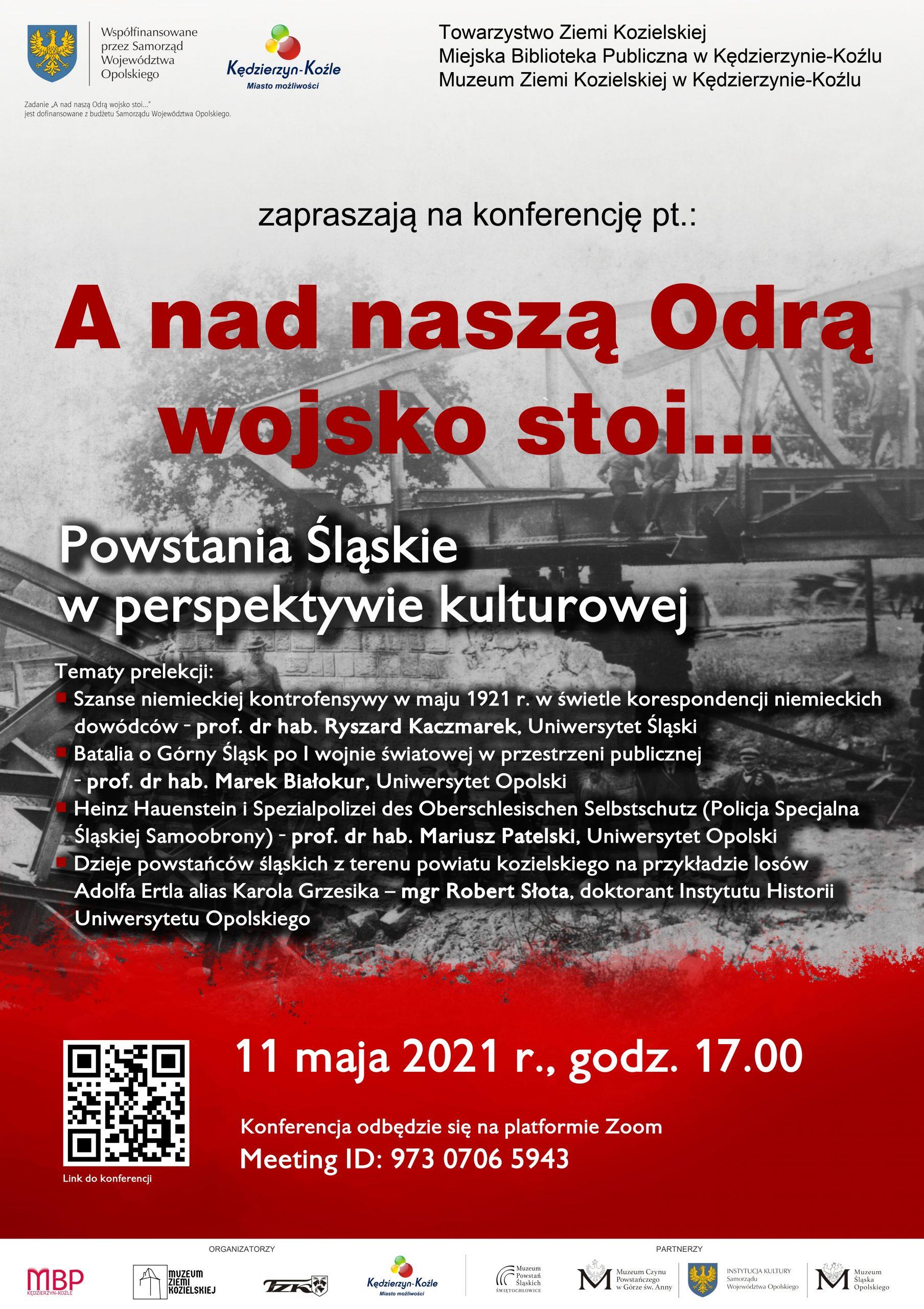 A nad naszą Odrą wojsko stoi..: Powstania Śląskie w perspektywie kulturowej